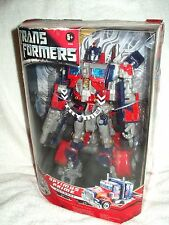 Transformers Action Figure Movie Leader Optimus Prime 12 inch