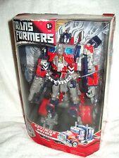 Transformers Action Figure Movie Leader Optimus Prime 12 inch