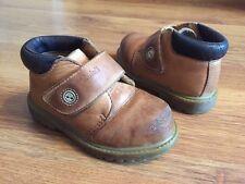 Boys Timberland Tan Leather Waterproof  Boots UK Size 7