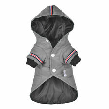 Dog Cat Winter Cotton Coat Pet Puppy Hoodie Jacket Clothes Outfit For Chihuahua