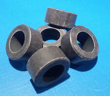 Qty 5 x 7/16th Seatbelt Spacer / Washer 9 mm x 19 mm