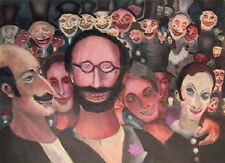 """Marcel Marceau  rare exemplaire de l'extraordinaire porte folio """"le 3 eme oeil"""""""