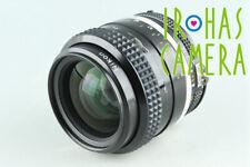 Nikon Nikkor 35mm F/1.4 Ais Lens #28520 A3