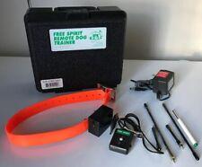 Innotek Free Spirit Remote Dog Trainer Model FS-102 Hunting Retriever Pointer