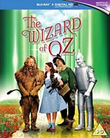 The Wizard Of Oz - 75th Anniversary Edition [Blu-ray] [1939] [Region Free] [DVD]