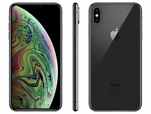 Apple iPhone XS 64GB Fully Unlocked (GSM+CDMA) Space Gray NO FACE ID