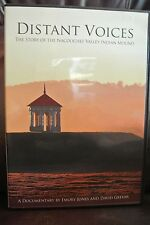 DISTANT VOICES DVD Story Of The Nancoochee Valley Indian Mound RARE Emory Jones