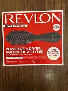 Revlon RVDR5222 Oval One-Step Hair Dryer and  Volumizer