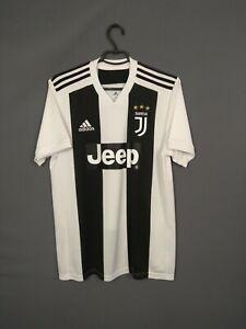 Juventus Jersey 2017 2018 Home MEDIUM Shirt Maglia Trikot Adidas CF3489 ig93