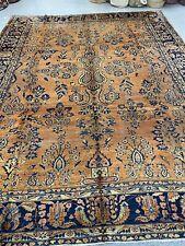 antique lilihan rug