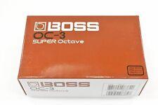 Boss OC-3 Super Octave Guitar Effect Pedal (CARDBOARD BOX ONLY) 6739