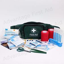 Horse & Rider / Equine First Aid Kit in Sturdy Bum Bag. Essential First Aid Item
