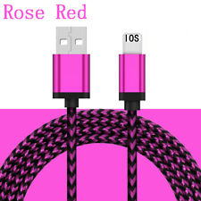1M 2M 3M Fast Charger USB Data Cables Charging Cord For iPhone 6s 7 8 Plus ipod