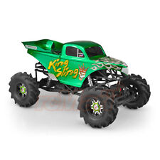 JConcepts King Sling Mega Monster Truck Clear Body Set For Axial SMT10 Car #0346