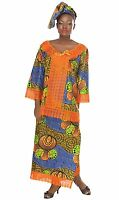 African Women Laced Net 3 Piece Skirt Set Ethiopian Wedding Inspired Maxi Gele