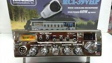 Ranger RCI-39VHP 40 Channel AM 10 Meter Radio Echo Talk Back w/Chrome Microphone
