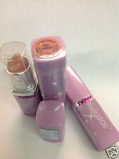 ( LOT OF 3 ) Maybelline Wet Shine Diamonds Lipstick ( SHELL SHIMMER ) NEW.