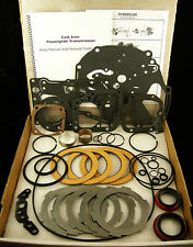 1958 1959 1960 Cast Iron Powerglide Transmission Overhaul Rebuild Kit
