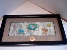 """Bug's Life"" Framed Pin Set"