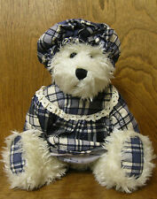"""Boyds Plush #912072 GRACE BEDLINGTON, 16"""" NEW with tag From Retail Store Jointed"""