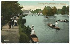 Towing Path, Hampton-on-Thames