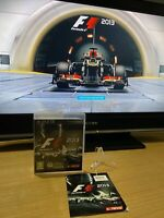 F1 2013: Formula 1 2013 PS3 Complete With Manual tested
