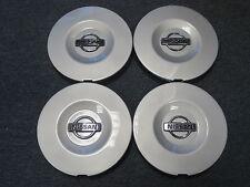 4 Nabenabdeckungen/Radkappen für Alufelgen von Nissan