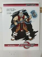 "Epic Comics Thunder God Promo 8.5"" × 11"" Poster Wall Art Photo"