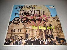 AROUND THE WORLD IN 80 DAYS KING AND I JOHN SENATI BRAVO POPS LP EX Bravo K-102