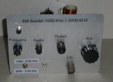 AM Mittelwellen Sender Radio Transmitter 160 m + 80 m Band ( Kein UKW Sender )