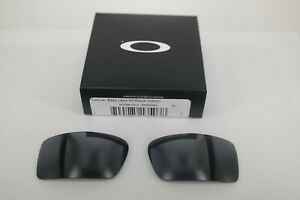 NEW Authentic Oakley GASCAN BLACK IRIDIUM OO9014 Replacement Lens Authentic
