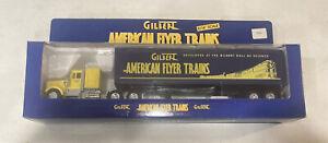 GILBERT/AMERICAN FLYER #22910 TRACTOR TRAILER,NOS
