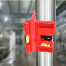 340Degrees Foldable Pipeline Surface Spirit Level Measuring Instrument w/ Magnet