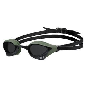 Arena Cobra Core Army Green Training Competition Wide Vision Swim Goggles