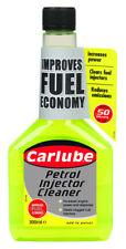 Carlube Gasolina Inyector Limpiador 300 Ml qpi300 ayuda a aumentar de alimentación y MPG