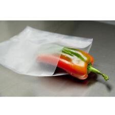 sacchetti per sottovuoto per alimenti goffrati a rombo 30x40 cm 50 buste