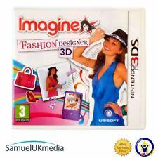 Imagine Fashion Designer (Nintendo 3DS) **GREAT CONDITION**