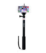 "Kingjoy H096 4-Section Mini Monopod GoPro DSLR Camera Mobile Phone 37"" SILVER"