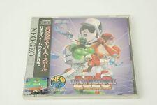 2020 Super Baseball NCD SNK Neogeo CD Japan New
