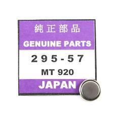 Citizen 295-57 Mt920 Eco-Drive Capacitor Solar Battery form Panasonic