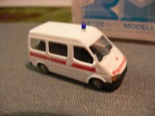 1/87 Rietze Ford Transit Bus Nederland. Rode Kruis NL 50616