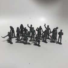 MARX - CAPE CANAVERAL or KENNEDY PLAYSET GROUND CREW FIGURES 54mm Reissues.