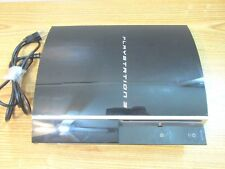 PLAYSTATION 3 CONSOLE CECHK01 (PARTS NOT WORKING)