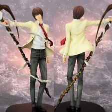 "Anime Death Note Yagami Light Killer 26cm/10"" PVC Figure New In Box"