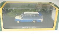 ATLAS - Opel Blitz - 1954 - NEU & OVP - 1:72 - Bus Reisebus Coach Autobus