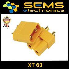 1 2 4 8 Paar 2x 4x 8x 16x Stück XT60 Lipo Hochstrom Stecker Buchse Goldkontakte