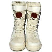 Aldo Siesta Ivoplast Winter Boots Womens US 9 Canada Maple Leaf Shoes