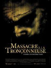 Massacre à la tronçonneuse DVD NEUF SOUS BLISTER