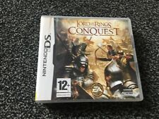 Lord Of The Rings  Conquest  Ds DSi  3DS  PAL