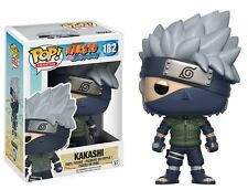 Naruto - Funko Pop Animation 182 - Kakashi - New Original Vinyl Figure - Sasuke